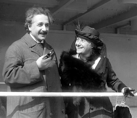 Einstein'ı hiç böyle görmediniz